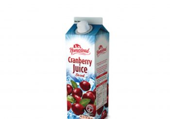 Homestead Cranberry Juice 1ltr
