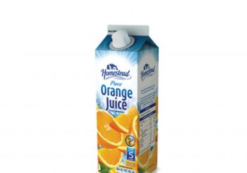 Homestead Pure Orange Juice 1ltr