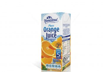 Homestead Orange Juice 200ml